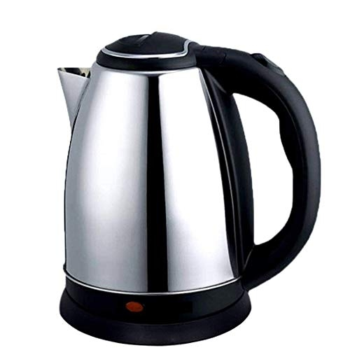 ALLWIN's 1.8 Liter Stainless Steel Electric Kettle – Color – Silver