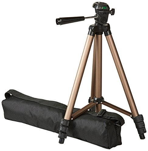 AmazonBasics 50-Inch Lightweight Tripod with Bag – Best Tripod Online