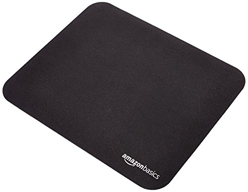 AmazonBasics Gaming Mouse Pad,Black