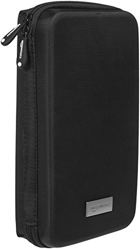 Amazon Basics | AmazonBasics Universal Travel Case for Small Electronics and Accessories (Black)