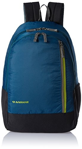 Aristocrat Blue Casual Backpack (LPBPPEP3BLU)