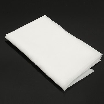 1Mx1M Nylon Filtration Sheet Water Oil Industrial Filter Cloth 200 Mesh