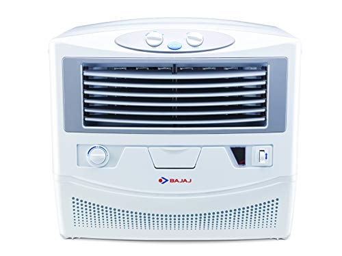 Bajaj MD2020 54 Ltrs Room Air Cooler (White) – for Medium Room