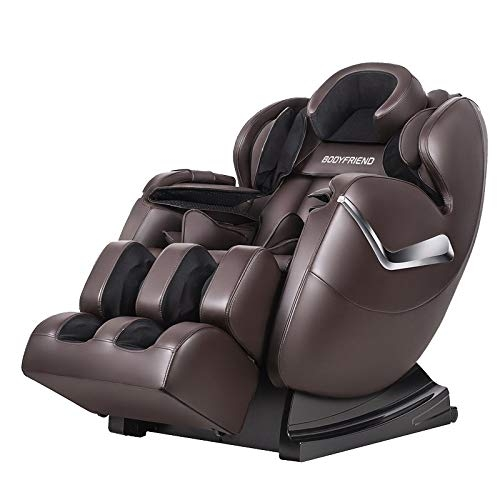 Robotouch Maxima Luxury Ultimate Full Body Zero Gravity Massage Chair (Rose Red)
