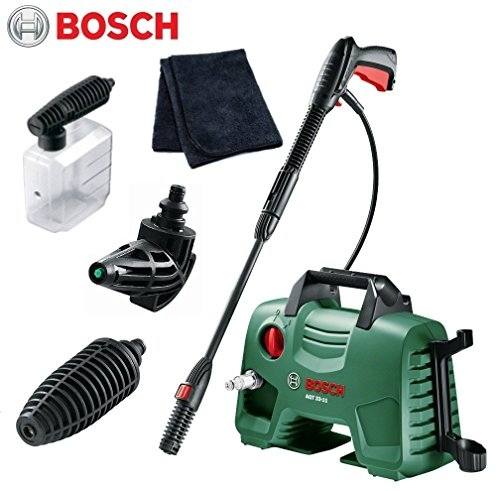 Bosch Aqt 33-11 High Pressure Washer Set with 90 Degree Nozzle