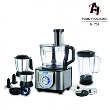 BOSS Food Processor, 48x23x33cm, Grey