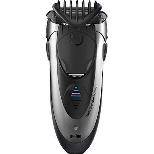 Braun Mg 5090 All In One Electric Wet And Dry Multi Groomer Trimmer For Men