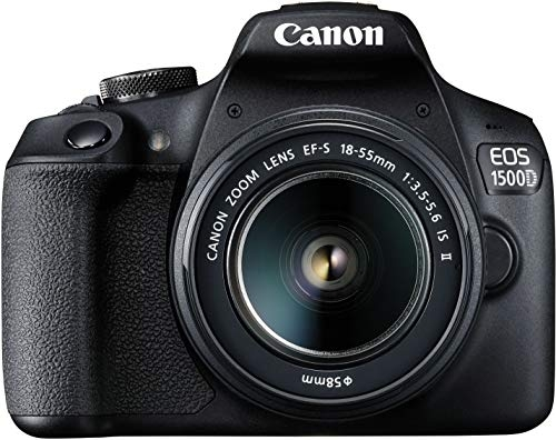 (Renewed) Canon EOS 80D 24.2MP Digital SLR Camera (Black) with EF-S 18-135mm f/3.5-5.6 Image Stabilization USM Lens Kit and 8GB Memory Card