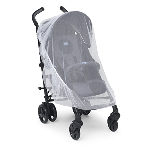 Chicco Mosquito Net for Stroller (White)