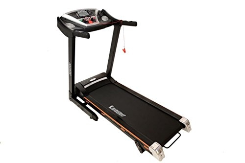 Cockatoo CTM-03 Home Use 2 HP – 4 HP Peak Motorised Manual Incline Treadmill(Free Installation Assistance)