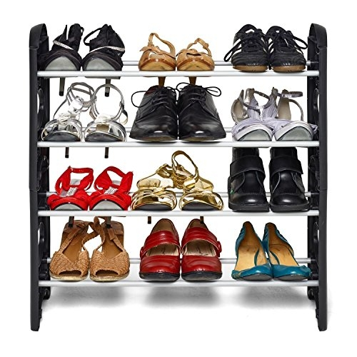 Shoe Rack | Cello Novelty Shoe Rack (Ice Brown)