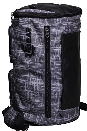 F Gear Xtreme Polyester 51 Ltrs Grey Travel Duffle (2549)