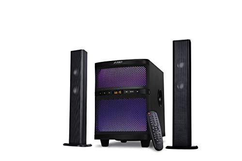 boAt AAVANTE Bar 1500 Wireless Bluetooth Soundbar Speaker with Subwoofer and HDMI ARC (Black)