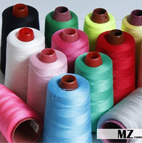 299 : 2000 Yards high Speed Polyester Sewing Machine line Polyester Sewing Thread Cones Manual Pagoda line