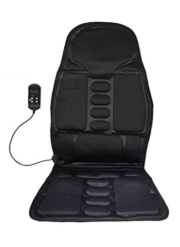 JSB MZ24 3D Massage Chair Zero Gravity with Bluetooth Music Connect, Dedicated Foot & Calf Massage & Heat (Maroon-Black)