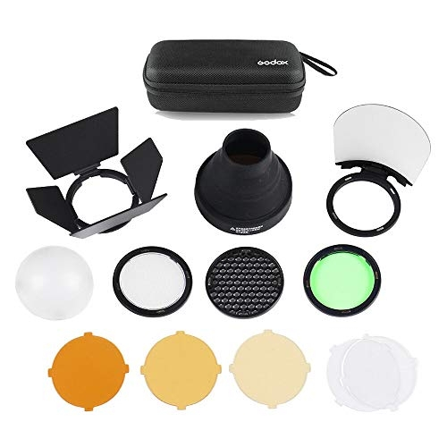 Godox AK-R1 Accessory Kit for Round Flash Head