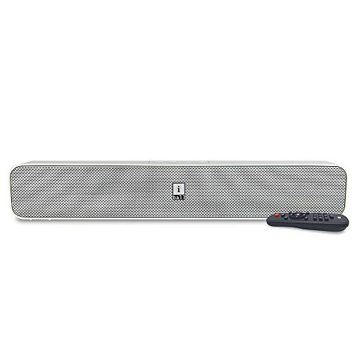 Instaplay 10W Wireless Bluetooth Soundbar Speaker with Built-in Microphone (Black)