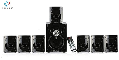 Krisons Verve 7.1 Bluetooth Multimedia Home Theater Buy Online