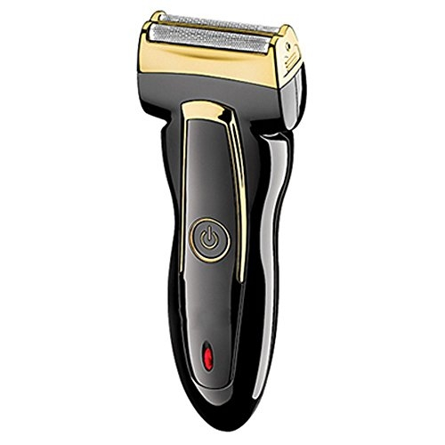 Inglis Lady Excellent Double Bladed Beard Clipper Rechargeable Inglis Lady Cordless Electric Mens Shaver with Pop-Up Trimmer for Men