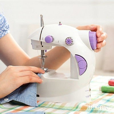 INGLIS LADY F Electric Mini Sewing Machine Handheld Stitch Machine Portable Home Office Travelling Use Home Products
