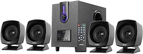 Sony SA-D40 C E12 4.1 Channel Multimedia Speaker System with Bluetooth (Black) Buy Online