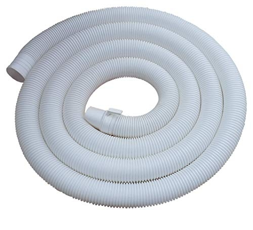 Irkaja 5 Meter Top Load Fully & Semi Automatic Washing Machine Flexible Waste Water Outlet Drain Hose Pipe/Extension Pipe (5 Meter)