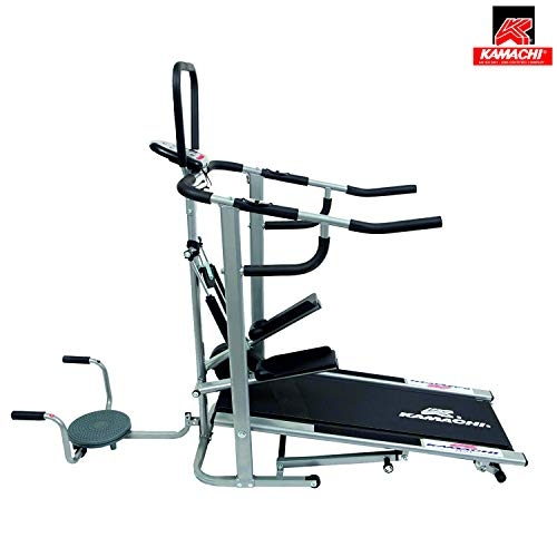 KAMACHI KTM-05 Steel 2 HP Motorised Treadmill (Free Online Installation Assistance)