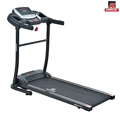 Durafit – Sturdy, Stable and Strong Springo 1.75 HP Continuous DC Motor Treadmill