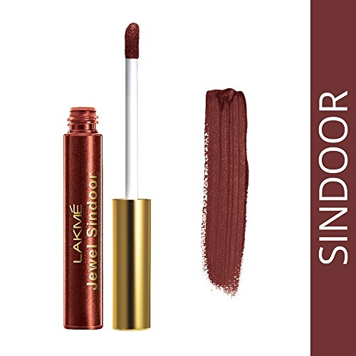 Lakme Jewel Sindoor, Maroon, 4.5ml