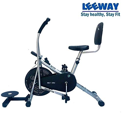 Cockatoo Imported OB-04 Cross Trainer Exercise Bike With Twister; Orbitrek