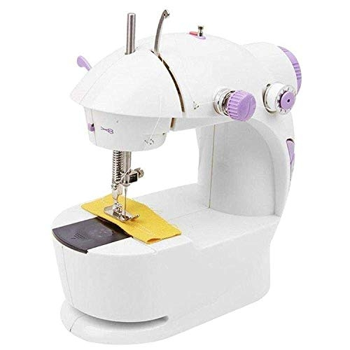 LIFA Multi Electric Mini 4 in 1 Desktop Functional Household Sewing Machine for Home
