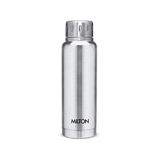 Milton Thermosteel Slender 300 Flask, 300ml, Red