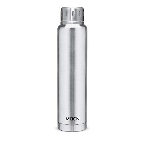 Milton Thermosteel Duo Deluxe 1000 Bottle,Blue