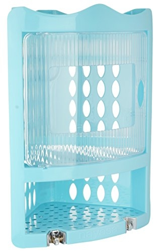Nayasa Corner Rack, Small, Blue
