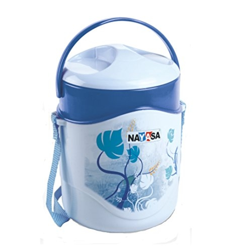 NAYASA Tiffin Set-ZEAL 3 Blue