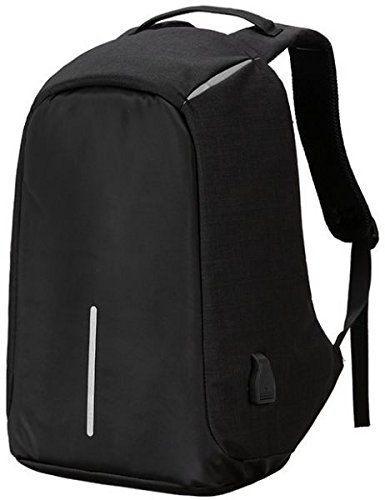 Laptop Bags | Ozoy Zofey Business Anti-theft Fabric Water Resistant USB Charging Port Laptop Backpack