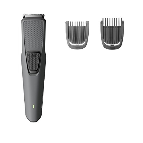 philips beard trimmer cordless for men qt4001/15 with adapter
