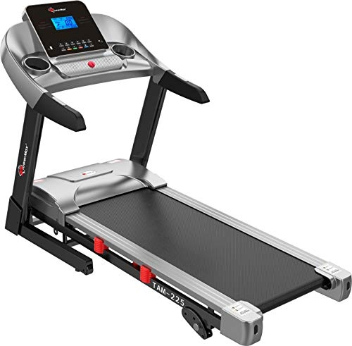 Kobo TM-312 Semi Commercial A.C Motor 3 H.P Auto Incline Motorized Treadmill with 7 Inches LCD Screen with Bluetooth