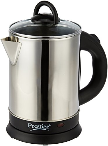 Amazon Brand – Solimo Cool Touch Electric Kettle (1.2 Lit, 1500W)