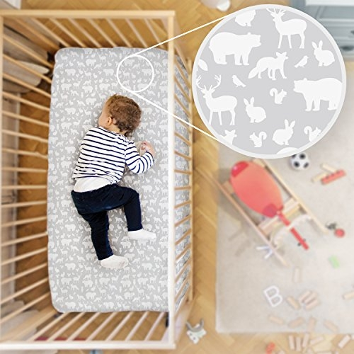 Mee Mee Baby Wooden Cot with Swing and Mosquito Net, Natural Pine