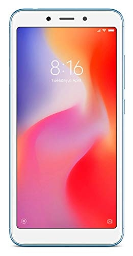 Redmi 6A (Blue, 2GB RAM, 16GB Storage) – Buy Redmi 6A Blue Offer on Amazon