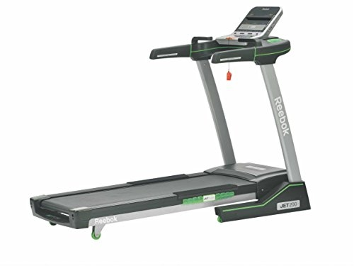 Reebok Z – Jet 460 Motorized Treadmill with stabilizer (Free Installation and Demo) – Authorized Distributor in India by WELCARE