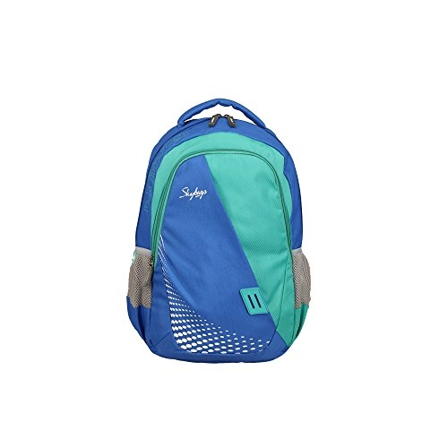 Skybags 26 Ltrs Blue Casual Backpack (BPEON4BLU)
