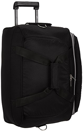 Skybags Cardiff Polyester 52 cms Black Travel Duffle (DFTCAR52BLK)