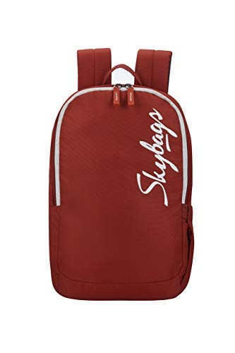 Skybags Beatle 02 27 Ltrs Green-Blue Casual Backpack (Beatle 02)