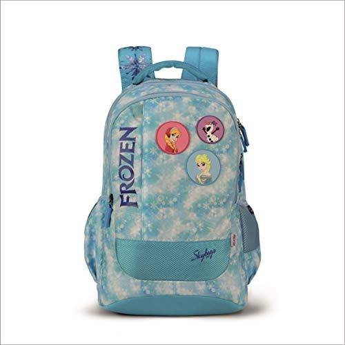 Skybags Figo 03 32 Ltrs Blue Casual Backpack (FIGO 03)