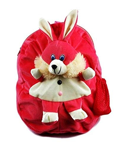 Toysale Toy Kid's School Soft Fabric Bag New Rabbit Bag (2 to 6 Age)
