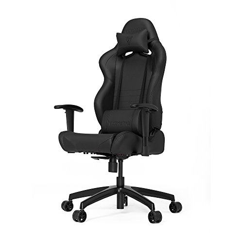 4GamerGear Steel Vertagear S-Line SL4000 Racing Series Gaming Chair(White and Black)(Rev. 2)