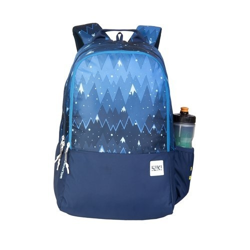 Wildcraft 29 Ltrs Blue Casual Backpack (11650-Blue)