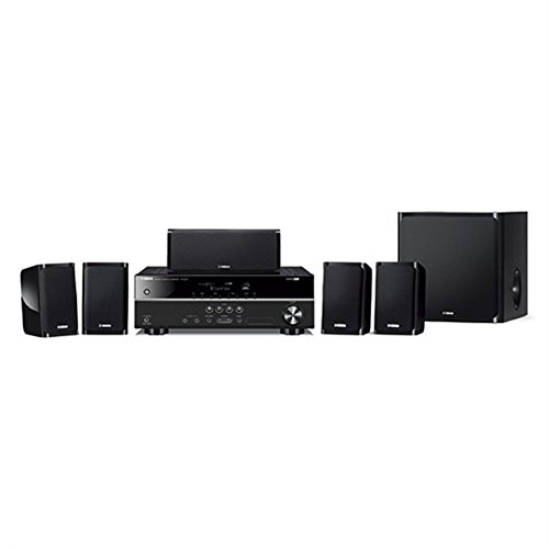Yamaha 1840 Home Theatre 5.1 Surround Sound (4K, 4-HDMI IN, Dolby Audio)